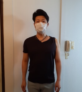 【教室ブログ】雅俊先生が2回目ワクチン接種